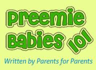 Preemie Babies 101 - Pin It