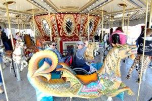 Morgan's Wonderland Carousel