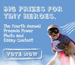 Preemie Power - Vote Now