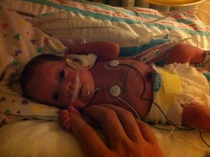 When Nursing Your Preemie Doesn't Work Out
