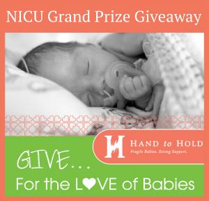 NICU Grand Prize Giveaway