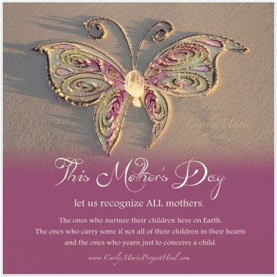 Mothers Day Butterfly