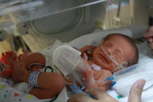 Connie P's Daughter in the NICU