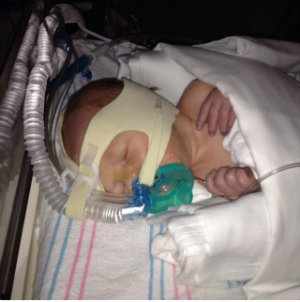 My son in the NICU