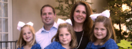 Mother of Preemie Triplets Chairs Successful Baby Shower