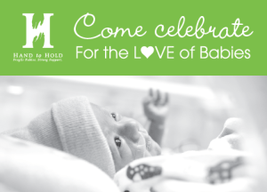 for the love of babies invite