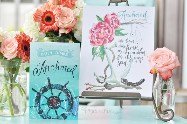 A beautiful read for #preemie moms (+ get this bonus free printable!)  Anchored: Finding Hope in the Unexpected by @KaylaAimee