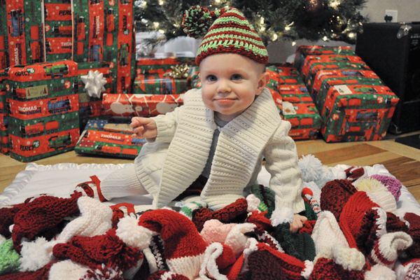 Giving Back: Holiday NICU Care Package Gift Basket Ideas
