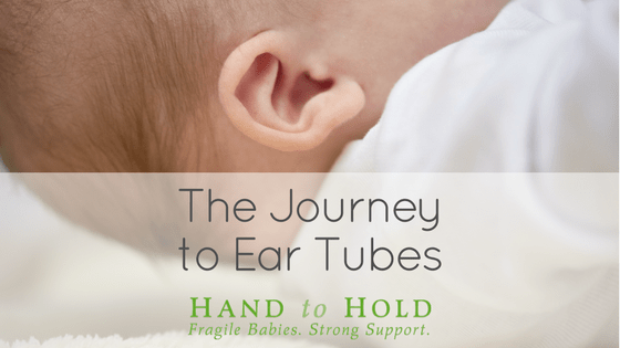 toddler ear tubes, prematurity, ear infections, NICU