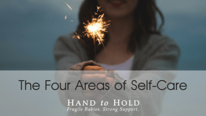 The Four Areas of Self-Care