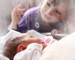 Navigating the NICU as a Family: Connecting Siblings with NICU Babies