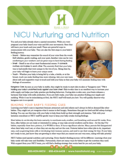 NURTURING nutrition in NICU, NICU nutrition, breastfeeding, breast milk, prolacta bioscience