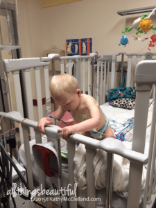 From NICU to PICU, Our Story with RSV