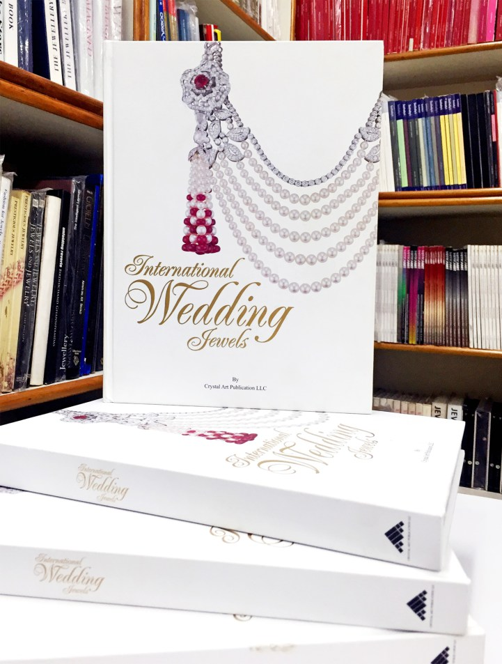 International Wedding Jewels_In a book store