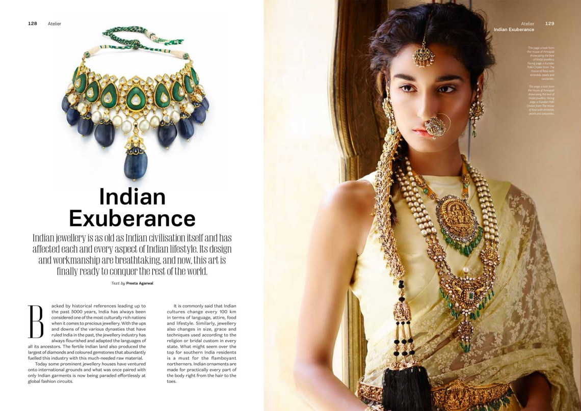Indian Exuberance in VO Plus September 2016
