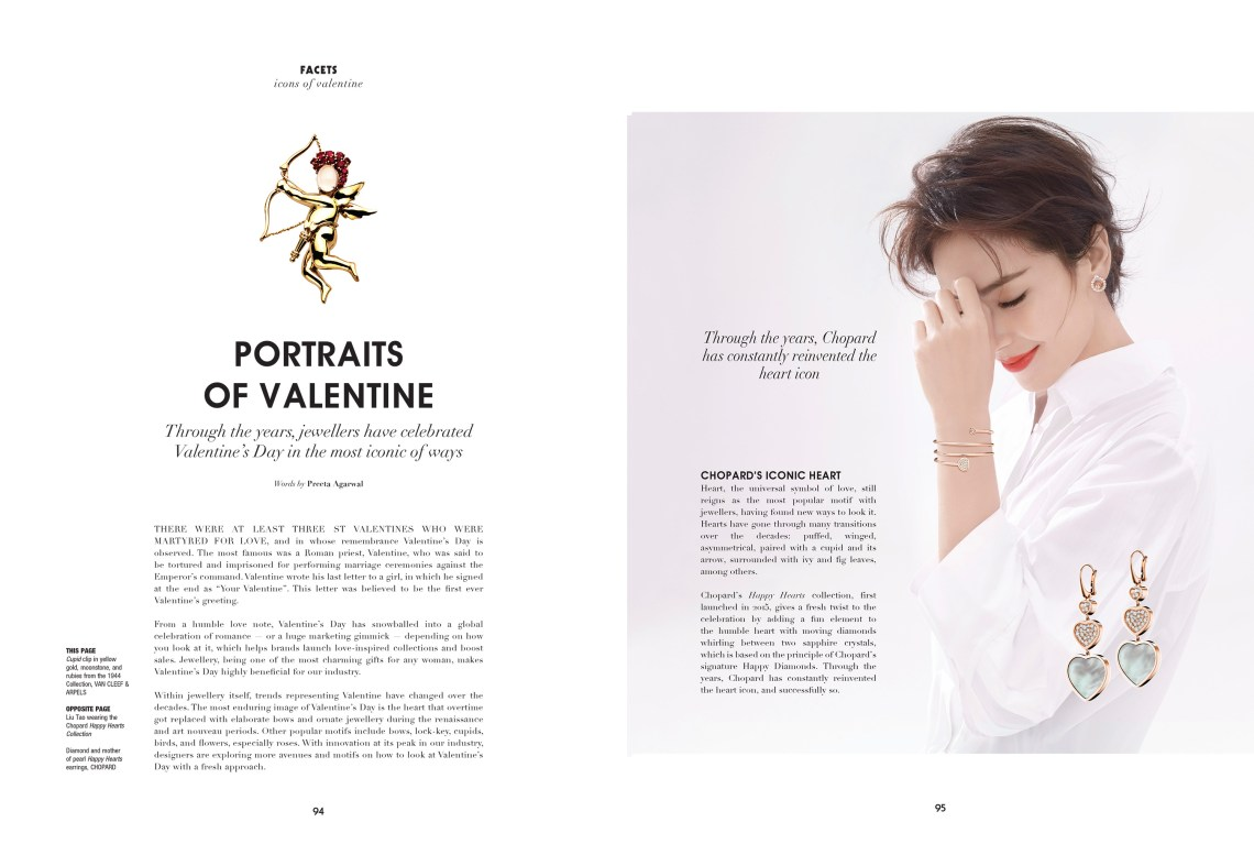, Portraits of Valentine, Victoria's Jewelry Box