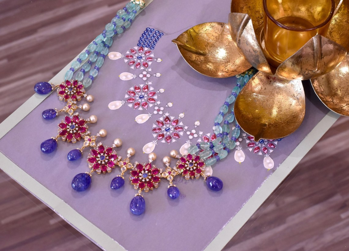 , Sruthilaya Hyderabad makes luxury gifting her focus!, Victoria's Jewelry Box