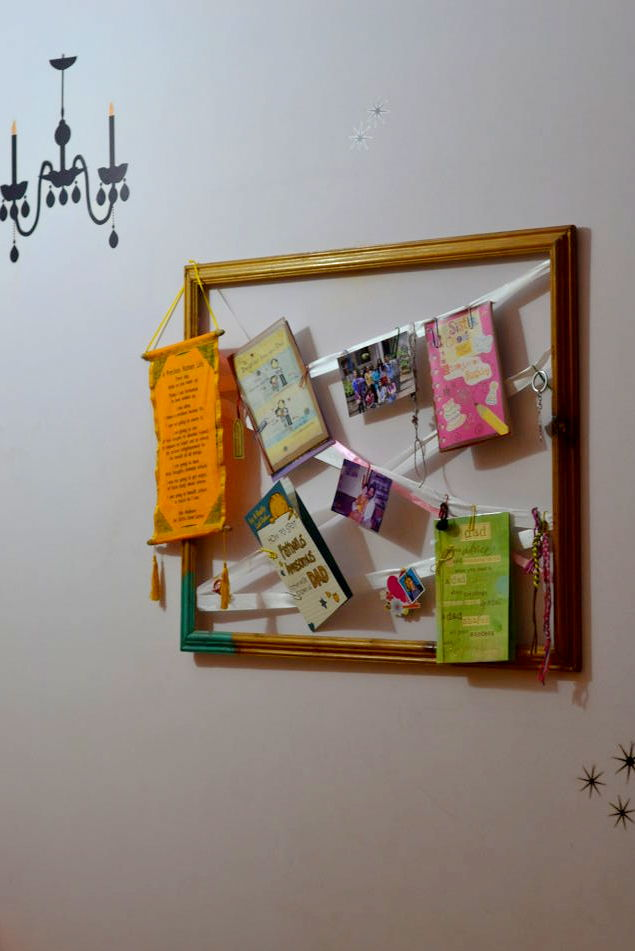 DIY Teen Room Display
