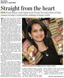The Hindu Straight from the Heart