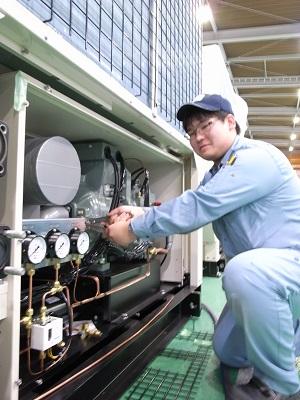 冷凍空調設備科|船橋高等技術専門校/千葉県