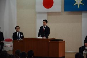 平成30年度県立學校の新規採用教職員辭令交付式が開催されました(4月2日)/千葉県
