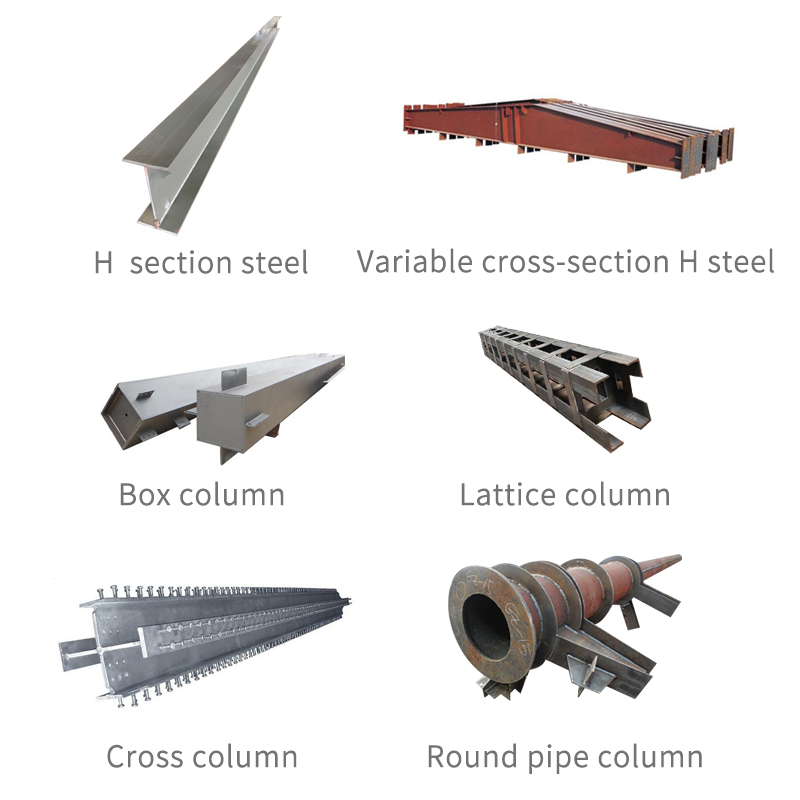 Main steel