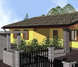 ABC Costruzioni  Udine Osoppo  Case prefabbricate in