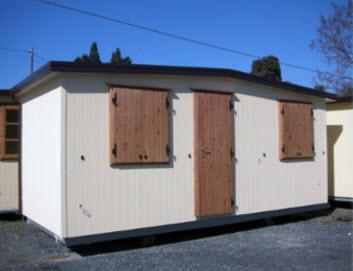 Case mobili in Toscana
