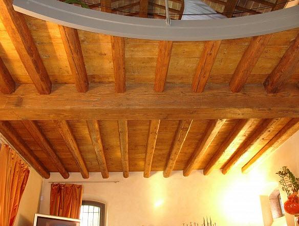 Tetti in legno a Padova