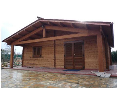BG Legno  Pistoia  Case prefabbricate in legno