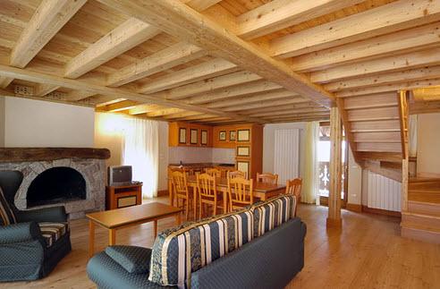 Strutture in legno in Trentinoalto Adige