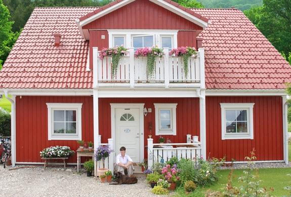 Casa Svedese  Bolzano Merano  Case prefabbricate in legno