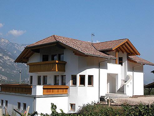 Case ecologiche in Trentinoalto Adige