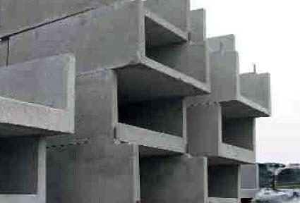 Prefabbricati in cemento in Trentinoalto Adige