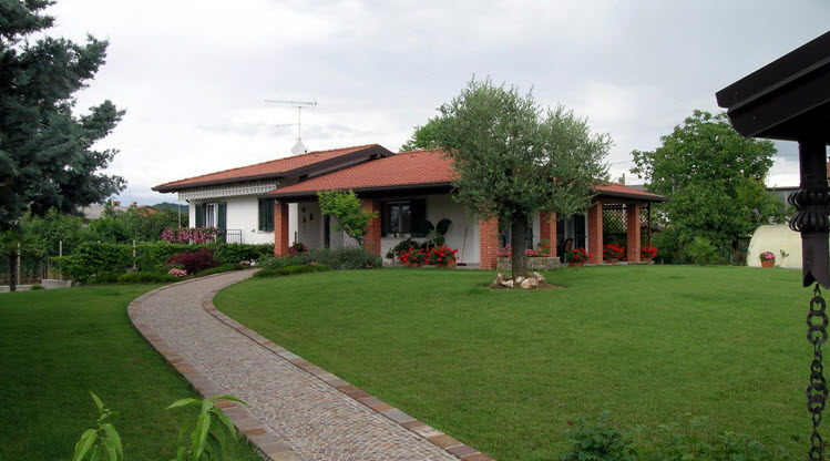 Ville prefabbricate in Friulivenezia Giulia