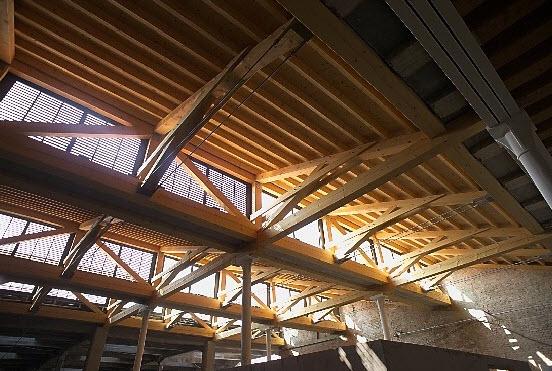 Grosso Legno  Venezia Meolo  Strutture in legno