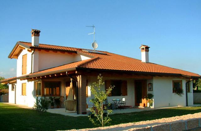 Casa Ecologica Tetto