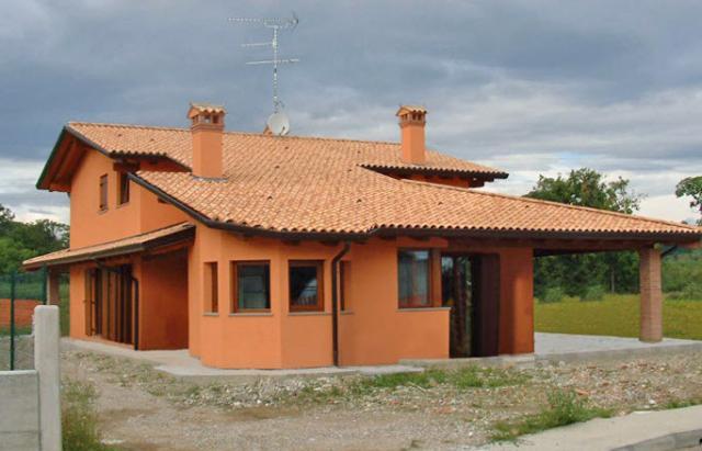 IBC Casa  Udine Bagnaria Arsa  Case ecologiche