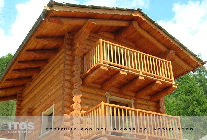 iTOS  Torino  Case prefabbricate in legno
