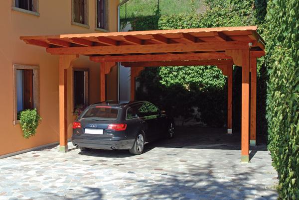 Casette da giardino a Vicenza
