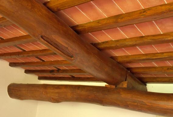 Santini Legnami  Lucca Pescaglia  Tetti in legno
