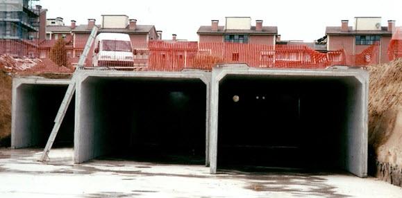 Societ Emiliana Prefabbricati  Bologna Zola Predosa  Prefabbricati industriali