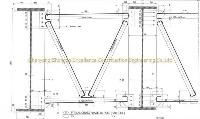 ASTM Standardized Structural Steel Bridge Q345 Low Carbon