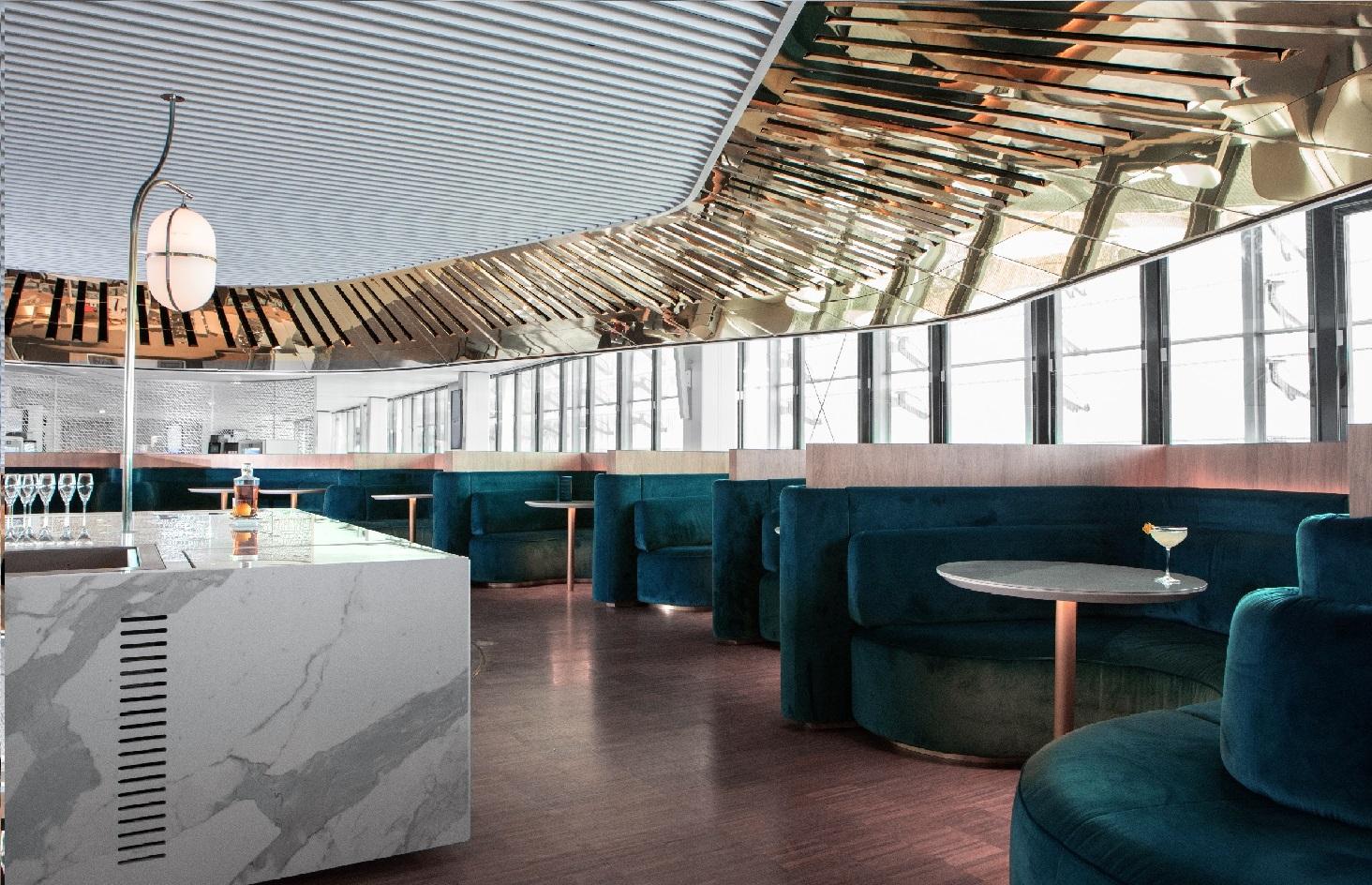 Le nouveau salon Business Air France  Paris CDG  est termin  Prfrence Business Travel
