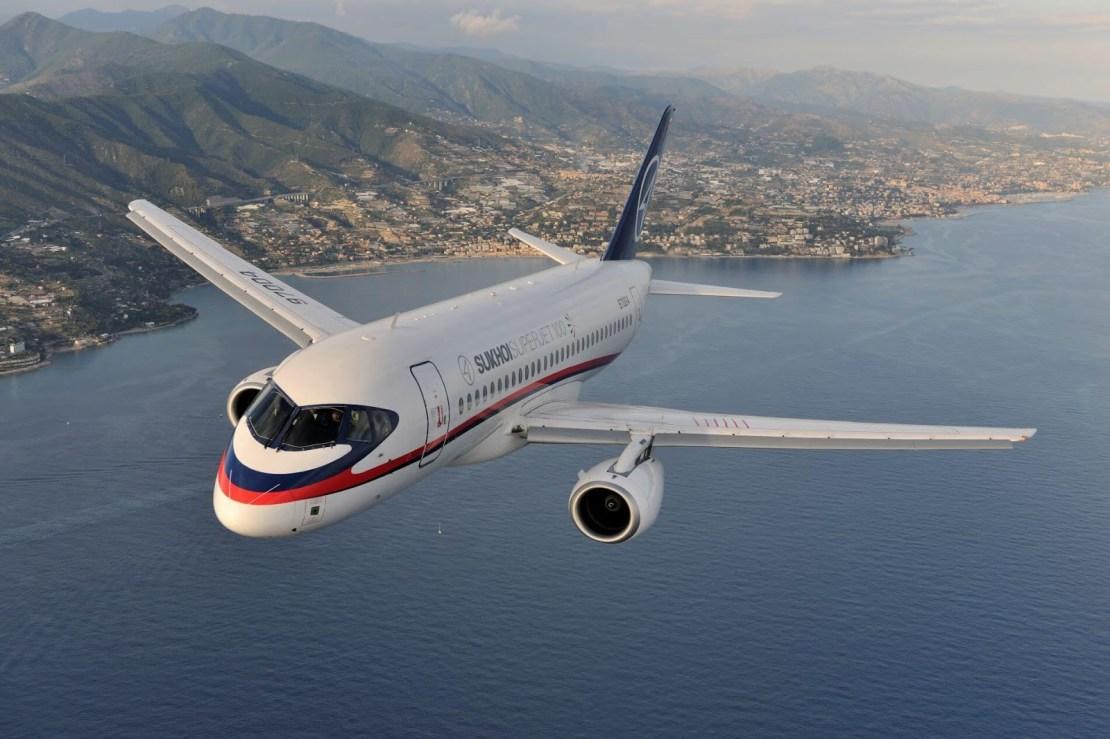 La nueva South African volará con aviones Sukhoi rusos | Noticias de Noticias de turismo | Revista de turismo Preferente.com
