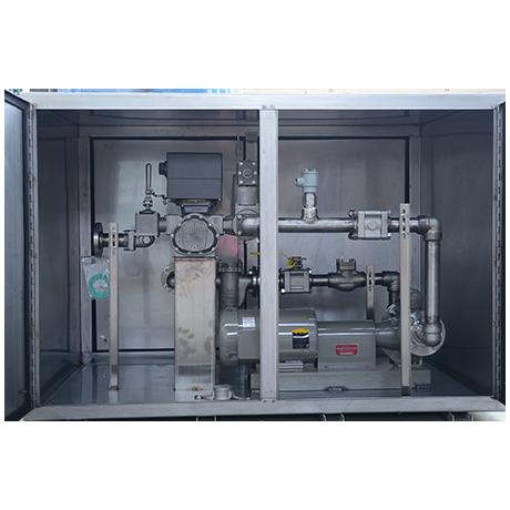 diesel exhaust fluid def pump set