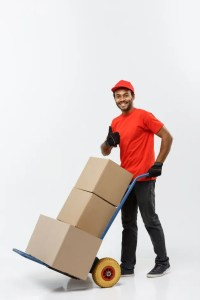 Mover and boxes