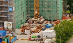Construction companies use them as a temporary accommodation for workers