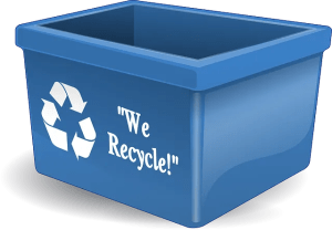 Plastic moving bin as one of the Eco-friendly moving solutions