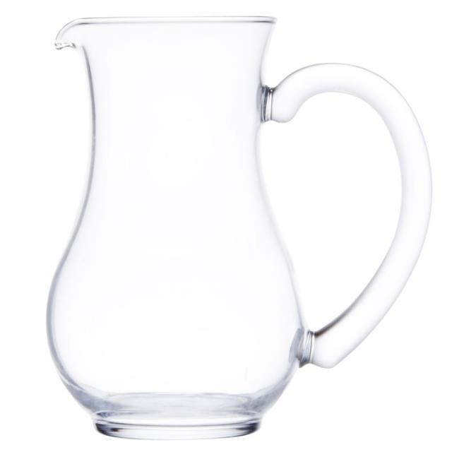 MILK PITCHER GLASS 17 OZ. Rentals New Jersey